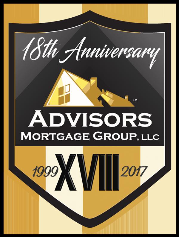 Advisors Mortgage Group, LLC 18th Anniversary